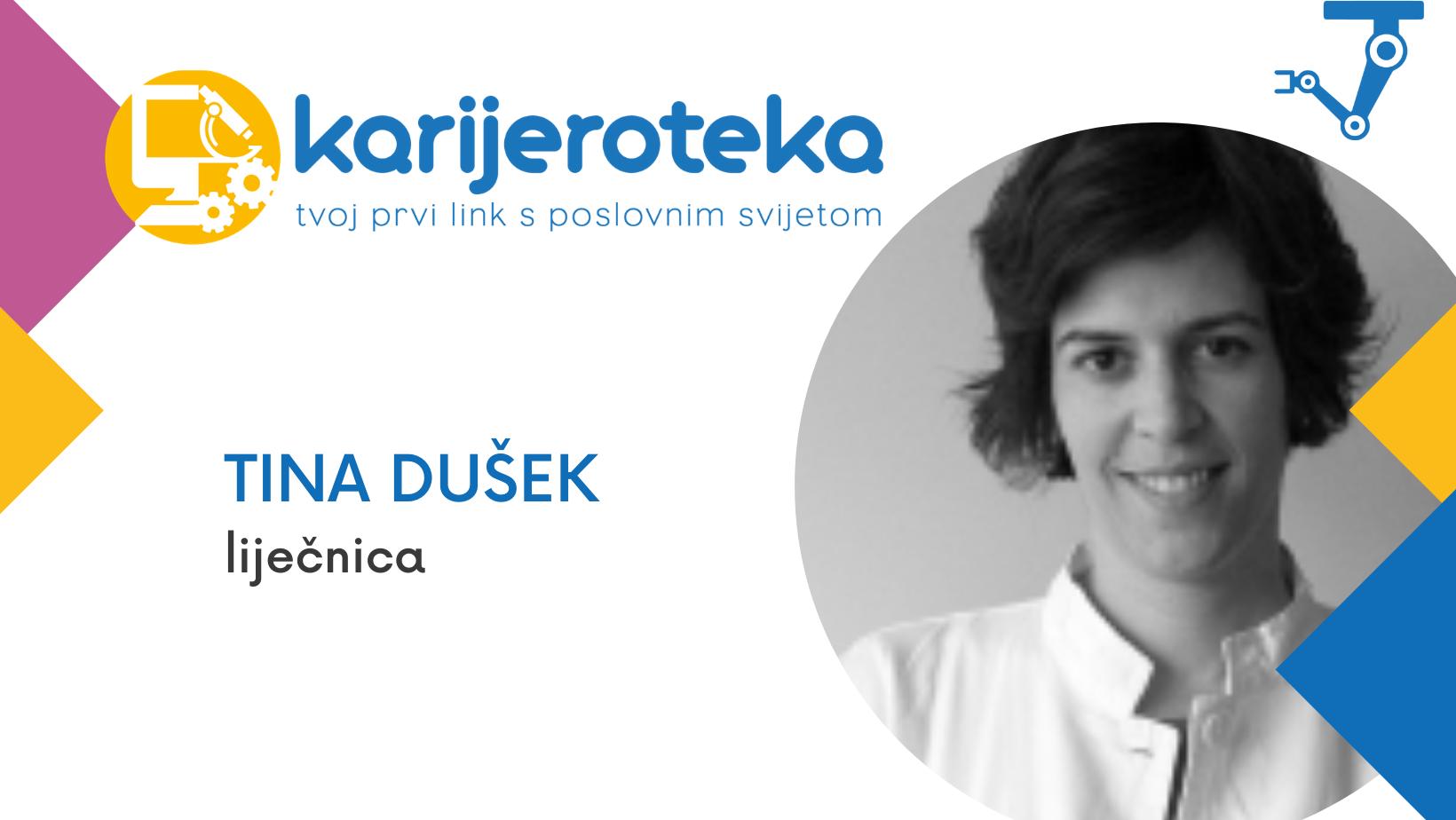 Tina Dušek - karijeroteka